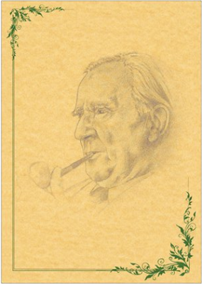 Cartes postales Tolkien – Pascal Legrand
