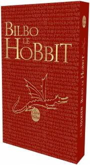 Coffret collector rouge Bilbo le Hobbit