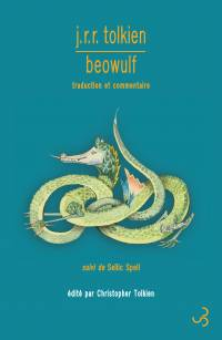 Couverture du Beowulf.