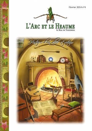 L'Arc et l'Heaume: fanzine de Tolkien [Annonce Tolkiendil] Ah4_couv_300