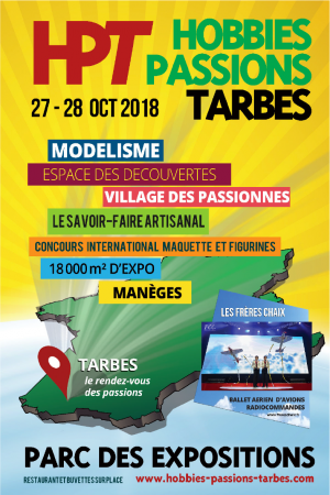 Hobbies Passion Tarbes