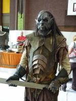 Cosplayer Uruk