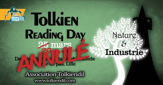 Tolkien Reading Day Lille