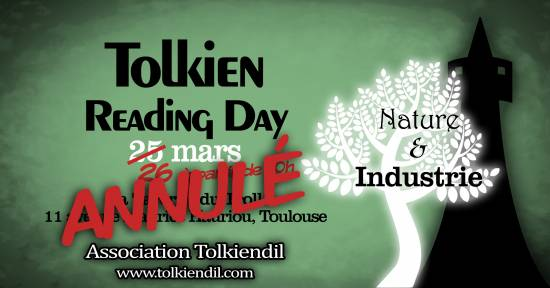 Tolkien Reading Day Toulouse