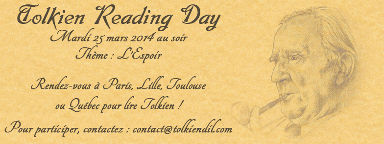 Tolkien Reading Day 2014