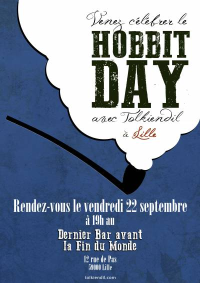 Hobbit Day à Lille le 22 septembre 2017