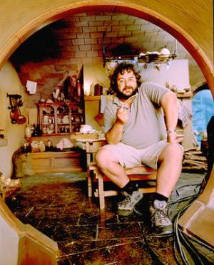 Peter Jackson ©New Line Cinema.