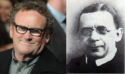 Colm Meaney incarne le père Francis Morgan