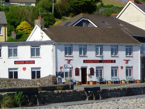 Restaurant Amroth Arms - Bertrand Bellet