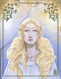 Galadriel © Leslie Boulay