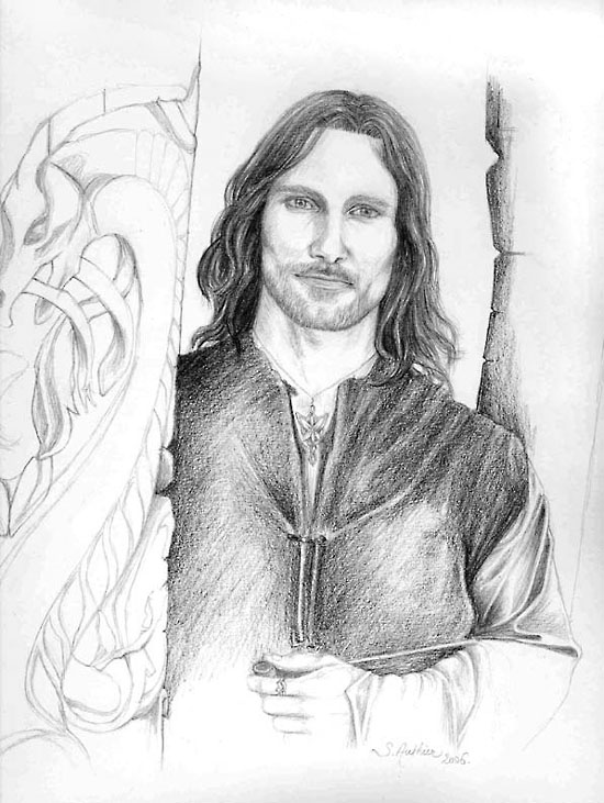 Aragorn - Séverine Authier