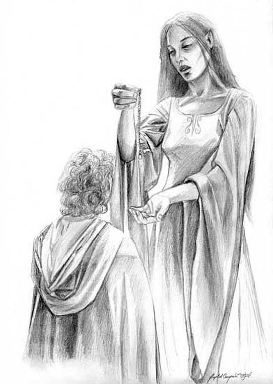Le Don d'Arwen - Krystal Camprubí