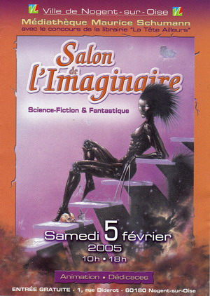 Salon de l'Imaginaire 2005