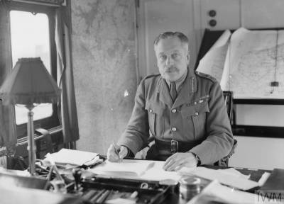 Field-Marshal Sir Douglas Haig