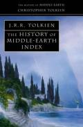 The History of Middle-earth - Index
