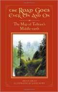 The Map of Tolkien's Middle-Earth