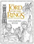 The Lord of the Rings – Movie Trilogy – Colouring Book