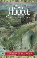 The Hobbit Poster Collection par Alan Lee (6 posters)